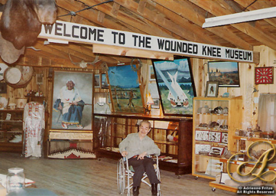 Uncover Our Hearts at Wounded Knee